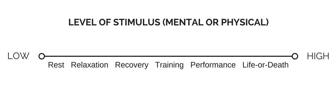 Level of Stimulus